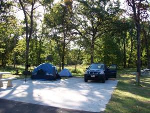 2009 tent