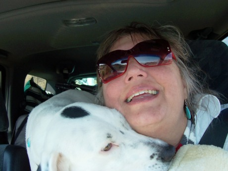 Our first major road trip in 2009 together
