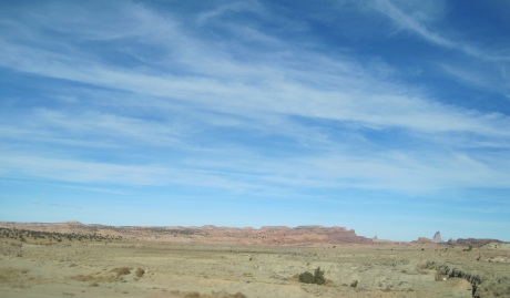 Road to Four Corners