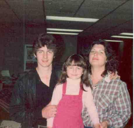 Carl Ava Me 1984