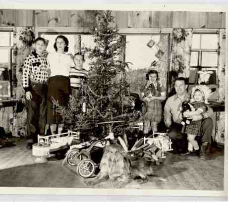 Friend Christmas 1950
